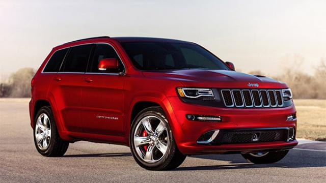 Yeni Jeep Grand Cherokee 2014