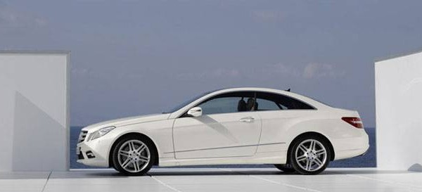 Yeni Mercedes-Benz E Coupe