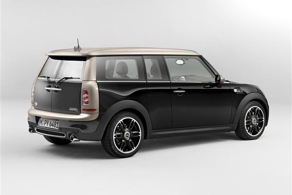 2013 MINI Clubman Bond Street